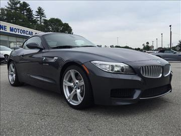 2014 BMW Z4 for sale in Willimantic, CT