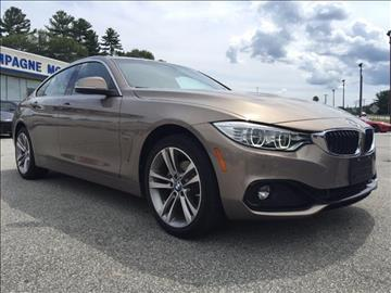 2017 BMW 4 Series for sale in Willimantic, CT