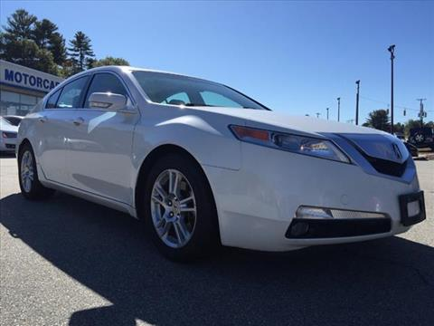 2010 Acura TL for sale in Willimantic, CT