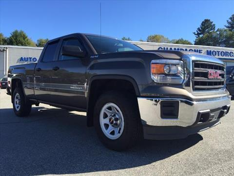 2014 GMC Sierra 1500 for sale in Willimantic, CT