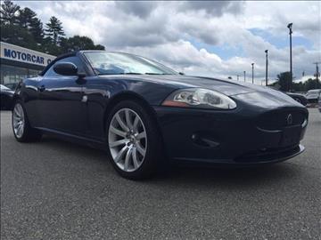 2009 Jaguar XK for sale in Willimantic, CT