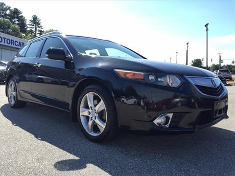 2011 Acura TSX Sport Wagon for sale in Willimantic, CT