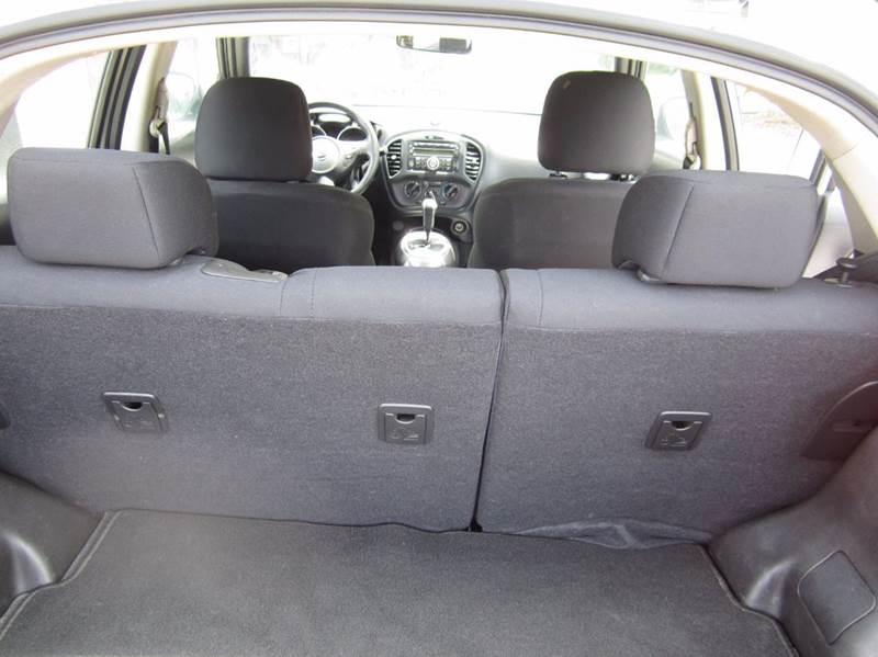 2012 Nissan JUKE AWD SV 4dr Crossover - Laurel Bloomery TN