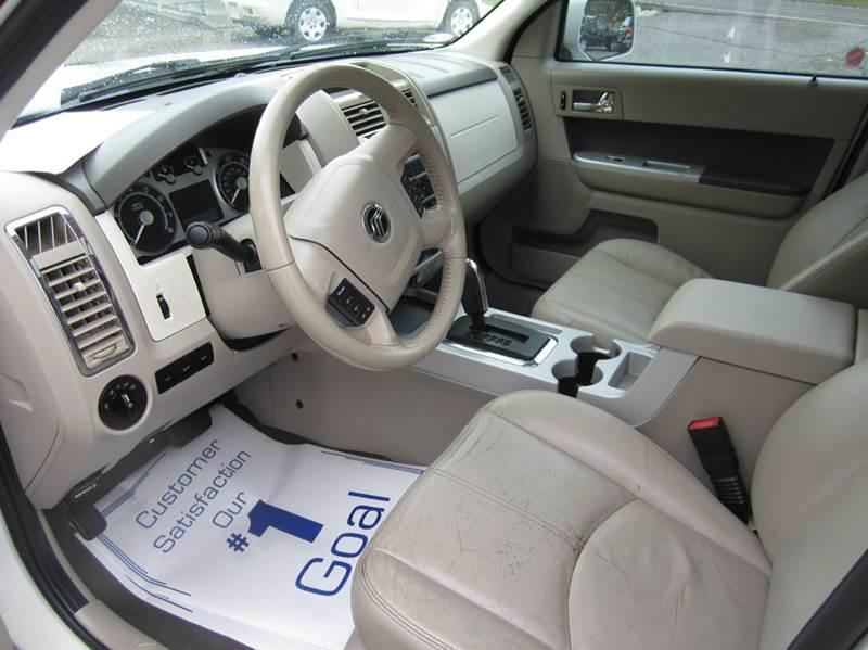 2009 Mercury Mariner AWD Premier V6 4dr SUV - Laurel Bloomery TN