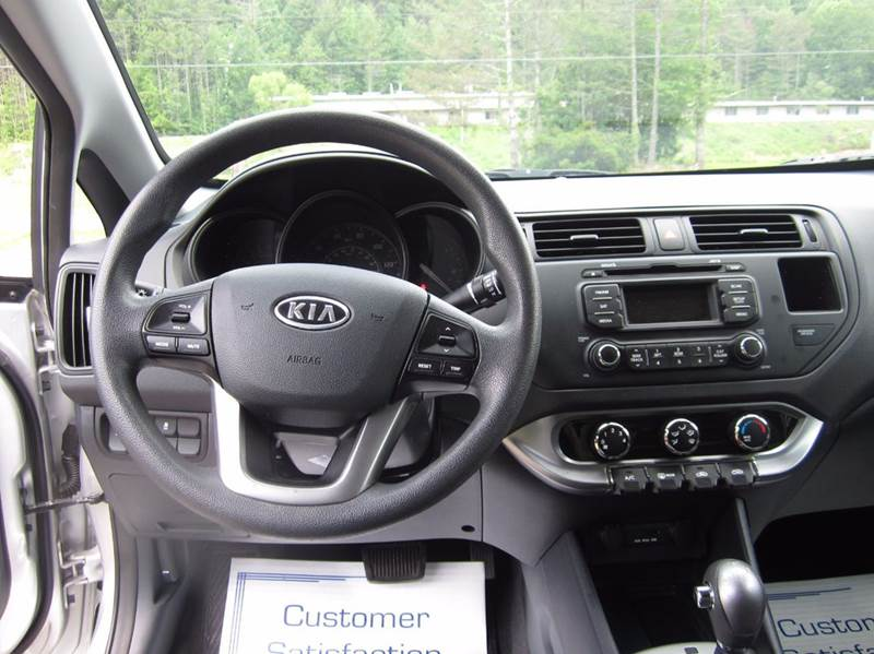 2012 Kia Rio LX 4dr Sedan 6A - Laurel Bloomery TN