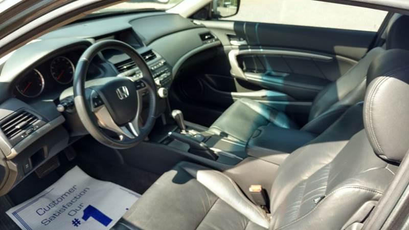 2008 Honda Accord EX-L 2dr Coupe 5A - Laurel Bloomery TN