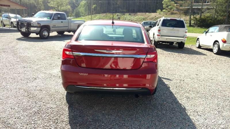 2012 Chrysler 200 Touring 4dr Sedan - Laurel Bloomery TN