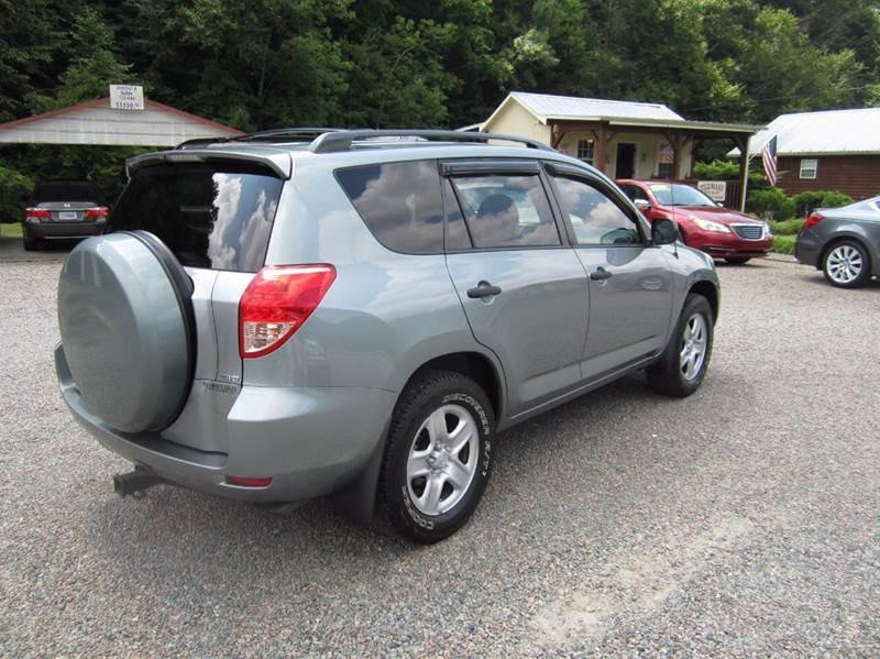 2008 Toyota RAV4 4x4 4dr SUV - Laurel Bloomery TN