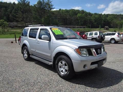 2007 Nissan Pathfinder for sale in Laurel Bloomery, TN