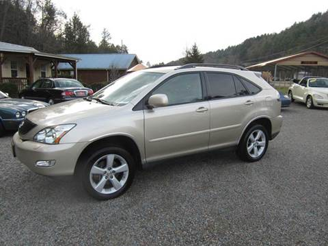 2007 lexus rx 350 for sale tennessee. Black Bedroom Furniture Sets. Home Design Ideas