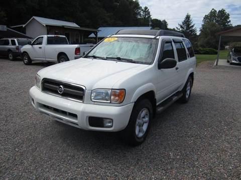 2004 Nissan Pathfinder For Sale In Laurel Bloomery, TN