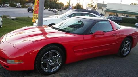 1998 Chevrolet Corvette for sale in Eldersburg, MD