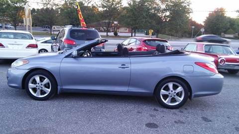 2006 Toyota Camry Solara for sale in Eldersburg, MD
