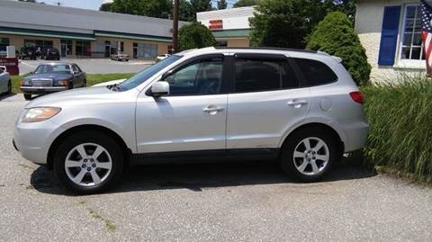 2008 Hyundai Santa Fe for sale in Eldersburg, MD