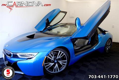 Bmw I8 For Sale In Virginia Carsforsale Com