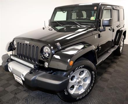 2015 Jeep Wrangler Unlimited for sale in Stafford, VA