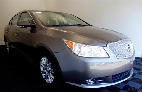 2012 Buick LaCrosse for sale in Stafford, VA