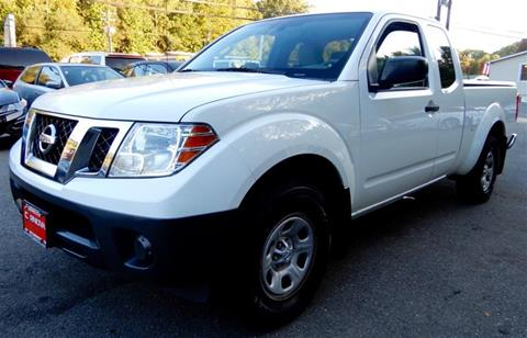 2012 Nissan Frontier for sale in Stafford, VA