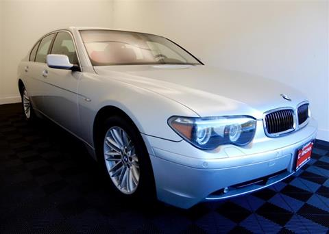 2005 BMW 7 Series for sale in Stafford, VA