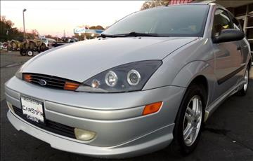 2000 Ford Focus for sale in Stafford, VA