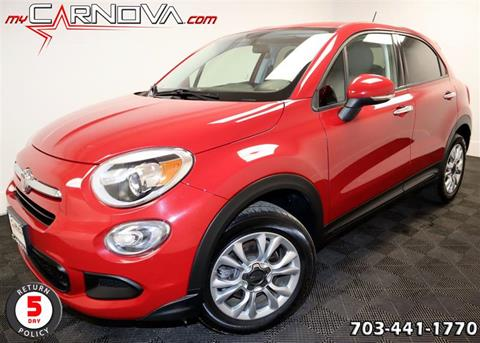 2016 FIAT 500X for sale in Stafford, VA