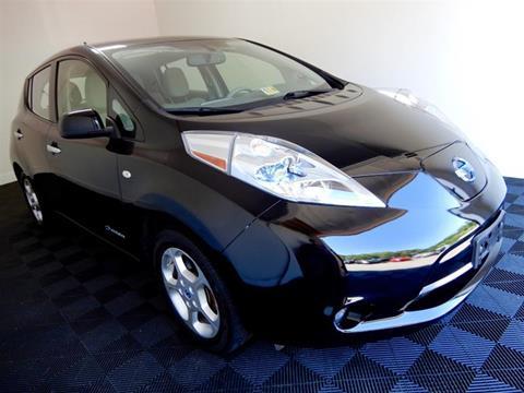 2012 Nissan LEAF for sale in Stafford, VA