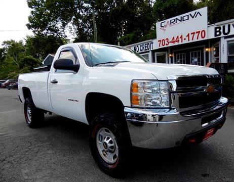 2012 Chevrolet Silverado 2500HD for sale in Stafford, VA