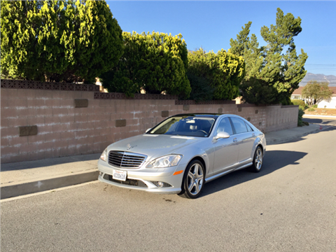 2007 Mercedes-Benz S-Class for sale in Tujunga, CA