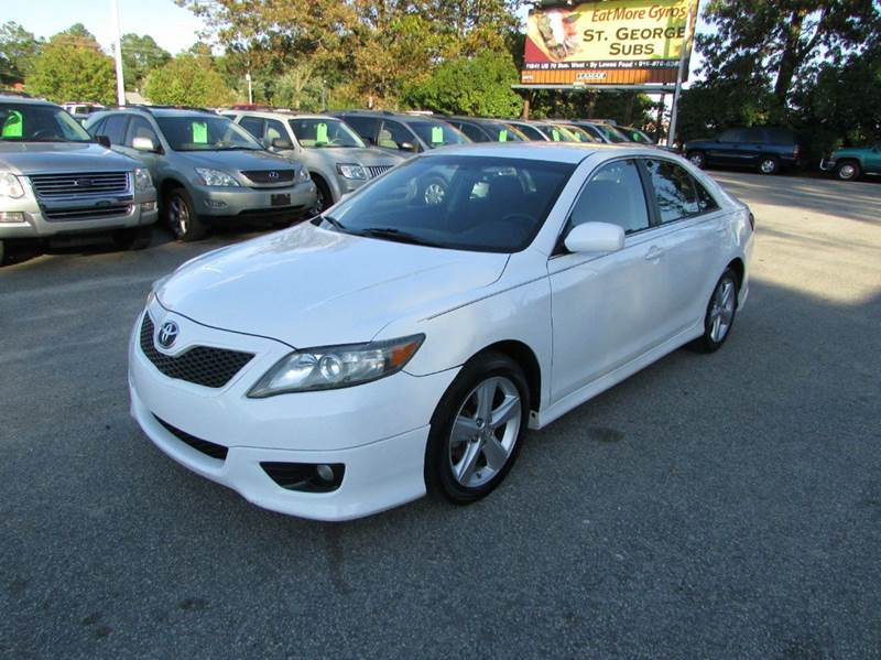 2010 Toyota Camry For Sale In Tyler Tx