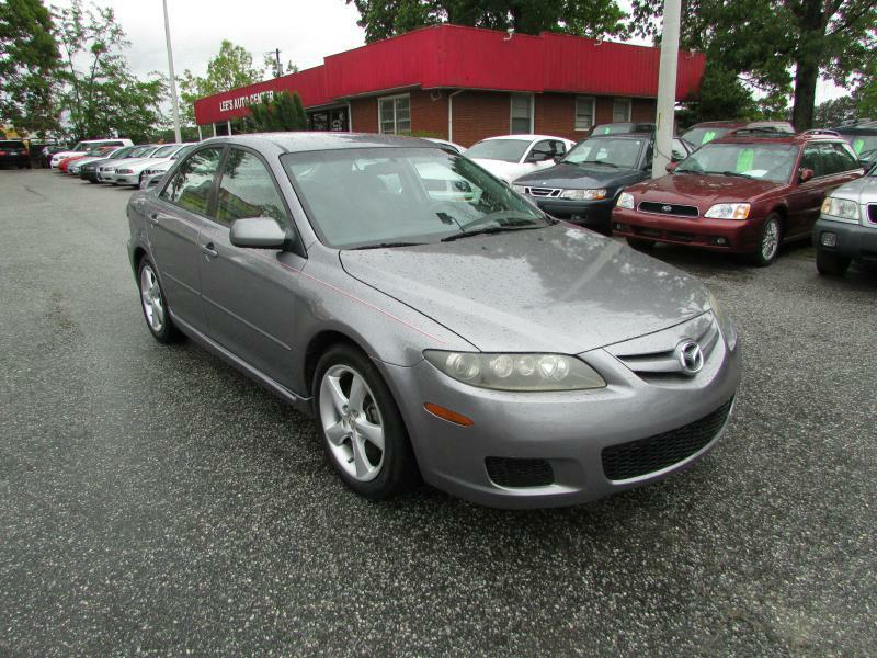 2008 mazda mazda6 for sale in clayton nc. Black Bedroom Furniture Sets. Home Design Ideas