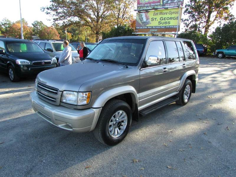 Clayton Auto Sales >> Isuzu Trooper for sale in Virgin Islands - Carsforsale.com