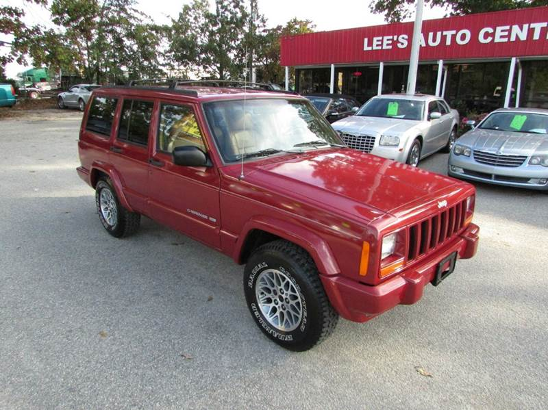 jeep cherokee for sale in clayton nc. Black Bedroom Furniture Sets. Home Design Ideas