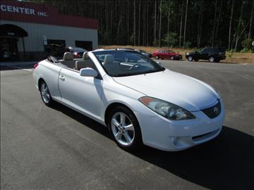 2006 Toyota Camry Solara for sale in Raleigh, NC
