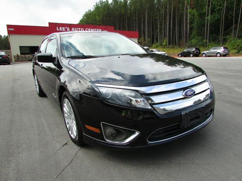 2011 Ford Fusion Hybrid for sale in Raleigh, NC