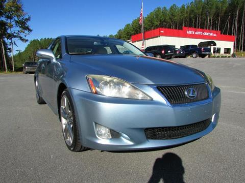 2010 Lexus IS 250 for sale in Raleigh, NC