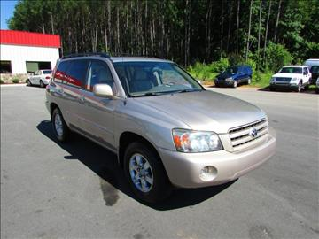 2007 Toyota Highlander for sale in Raleigh, NC