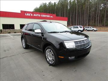 2008 Lincoln MKX for sale in Raleigh, NC