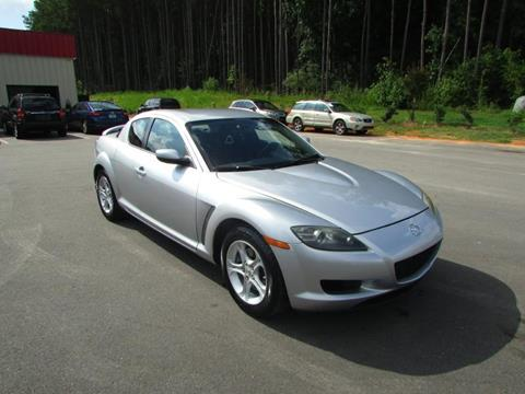 2006 Mazda RX-8 for sale in Raleigh, NC