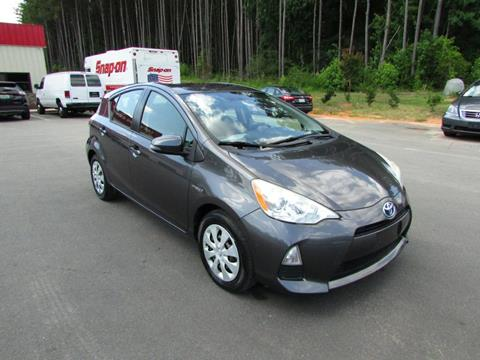 2012 Toyota Prius c for sale in Raleigh, NC