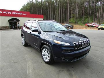2015 Jeep Cherokee For Sale