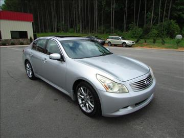 2007 Infiniti G35 for sale in Raleigh, NC