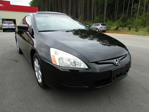 2003 Honda Accord for sale in Raleigh, NC