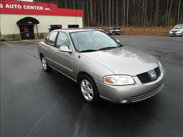 2006 Nissan Sentra for sale in Raleigh, NC