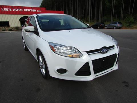 2014 Ford Focus for sale in Raleigh, NC