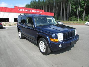 2006 Jeep Commander for sale in Raleigh, NC