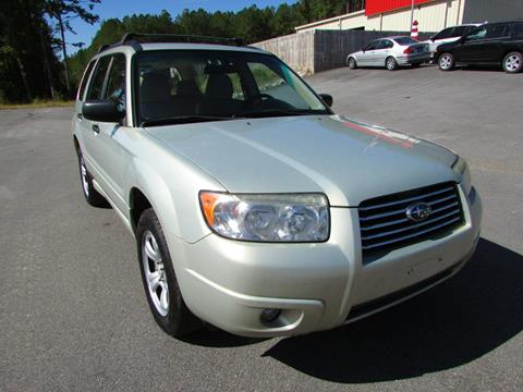 2006 Subaru Forester for sale in Raleigh, NC