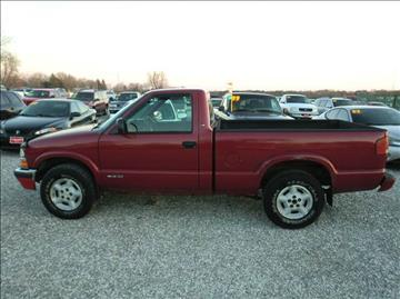 2000 Chevrolet S-10 for sale in Murray, IA