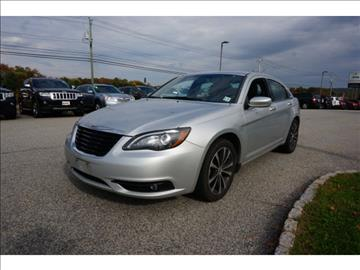 2012 Chrysler 200 for sale in Warwick, NY