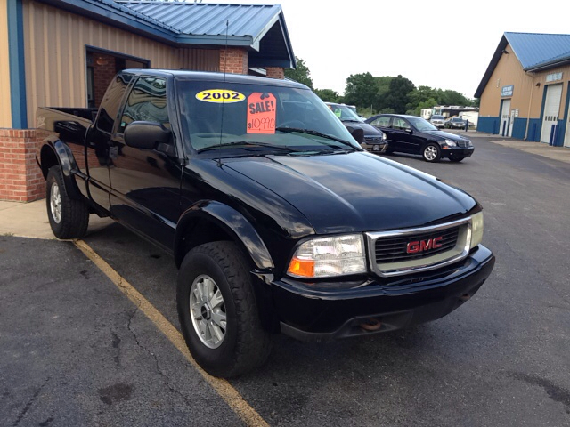 Used 2002 Gmc Sonoma For Sale