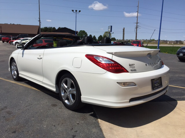 2008 toyota camry solara sport v6 convertible in springfield il faine 39 s auto sales. Black Bedroom Furniture Sets. Home Design Ideas